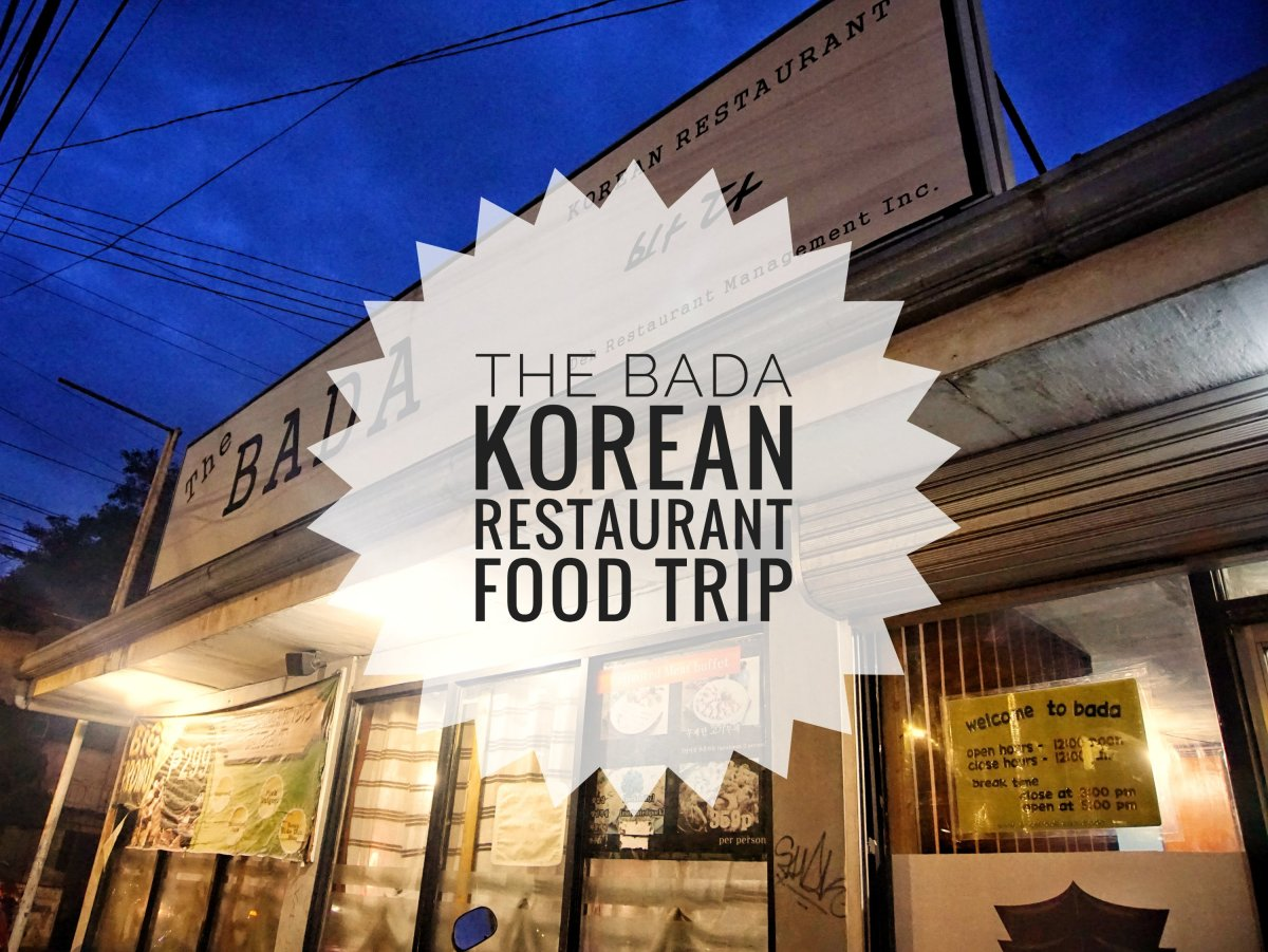 CEBU | The Bada Korean Restaurant: Unlimited Samgyeopsal